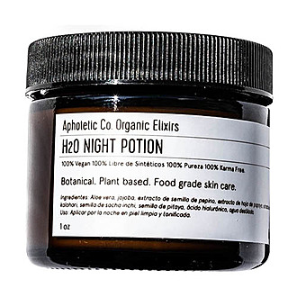 Aphotetic Co. Organic Elixirs - H2O Night Potion