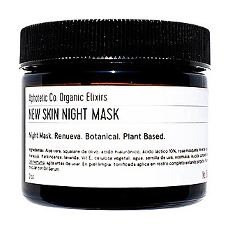 Aphotetic Co. Organic Elixirs - New Skin Night Mask