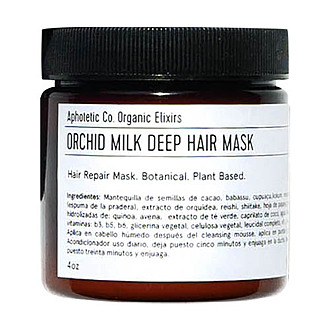 Aphotetic Co. Organic Elixirs - Orchid Milk Deep Hair Mask