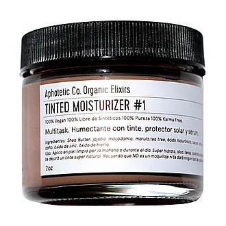 Aphotetic Co. Organic Elixirs - Tinted Moisturizer #1