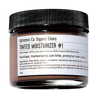 Aphotetic Co. Organic Elixirs - Tinted Moisturizer #1