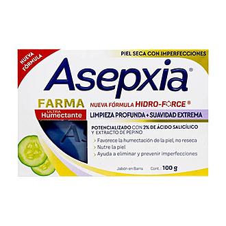 Asepxia -  Jabón Ultra Humectante Farma