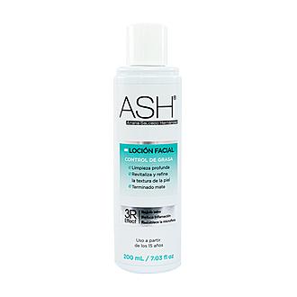 Ash - Loción Facial