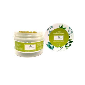 Flor de Espuma - Bubble Matcha - Jabón Exfoliante