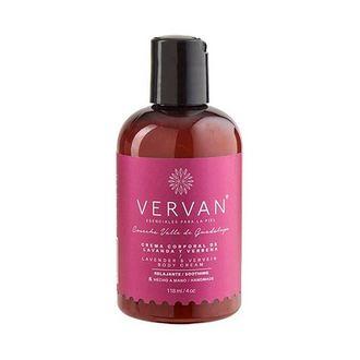 Vervan - Crema Corporal de Lavanda y Verbena 4 oz