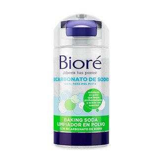 Bioré - Baking Soda Limpiador En Polvo Con Bicarbonato De Sodio