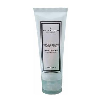 Greengold - Crema para Afeitar con Aguacate y Menta