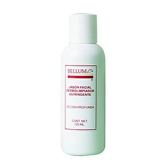 Bellum - Jabón Dermolimpiador Astringente Acné 125 ml