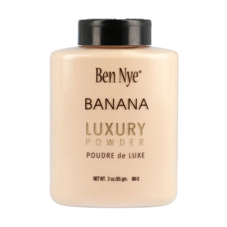 Ben Nye - Banana Luxury Powder 3 Oz