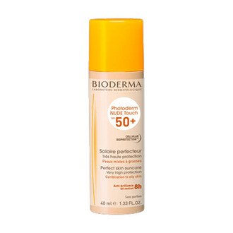 Bioderma - Photoderm Nude Touch FPS 50+ Tono Natural
