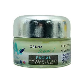 Biora Dermatika - Crema Facial 2 en 1 (Despigmentante y Antiedad)