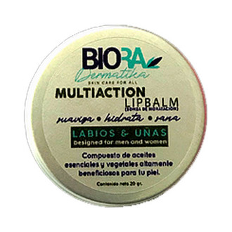 Biora Dermatika - Multiaction Lipbalm