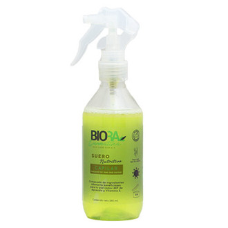 Biora Dermatika - Suero Nutritivo Capilar 240 ml.