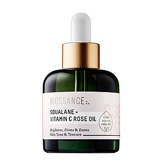 Biossance - Squalane + Vitamin C Rose Oil
