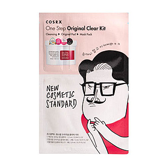 Biutiko - COSRX - One Step Original Clear Kit