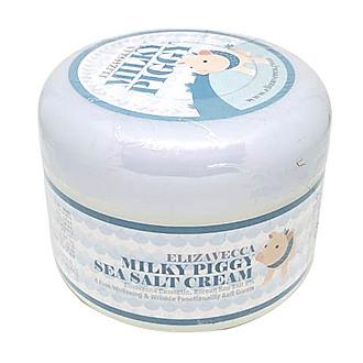 Biutiko - ELIZAVECCA - Milky Piggy Sea Salt Cream