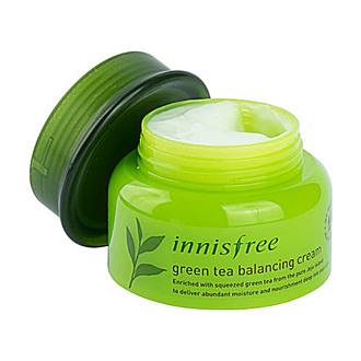 Biutiko - INNISFREE - Greentea Balancing Cream