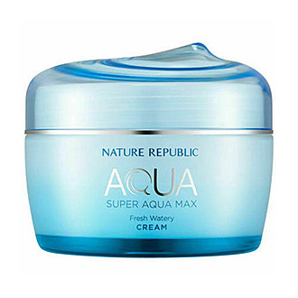 Biutiko - NATURE REPUBLIC - Super Aqua Max Fresh Watery Cream (Oily Skin)