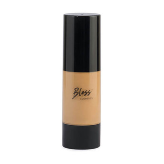 Bloss - Maquillaje Líquido Earth Brown