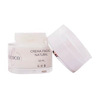 BohCoco - Crema Facial Natural 50 Ml