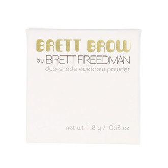 Brett Freedman - Brett Brow Duo Powder Medium Blonde