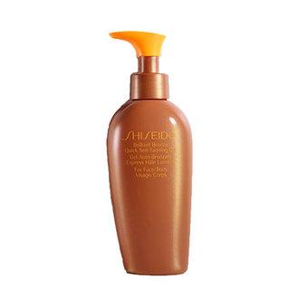 Shiseido - Brilliant Bronze Quick Self-Tanning Gel
