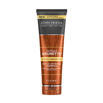 John Frieda - BRILLIANT BRUNETTE. Visibly Brighter Shampoo
