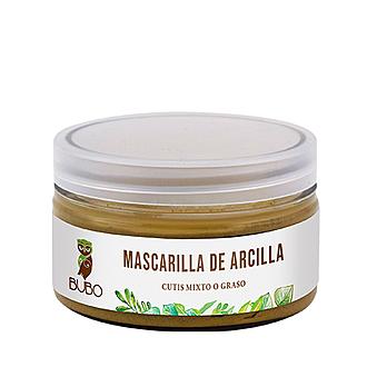 Bubo - Mascarilla de Arcilla