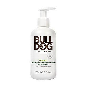 Bull Dog - Shampoo Y Acondicionador Para Barba 2 en 1