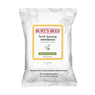 Burt's Bees - Toallitas Faciales Sensitive