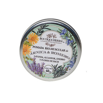Boutique Herbal - Pomada Bio Muscular