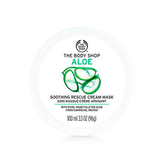 The Body Shop - Mascarilla Calmante en Crema Aloe