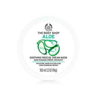 The Body Shop - Mascarilla Calmante en Crema Aloe