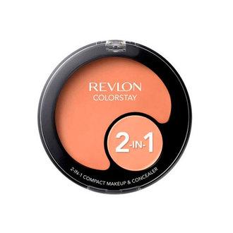 Revlon - Revlon ColorStay 2 en 1 Maquillaje y Corrector de Larga Duración