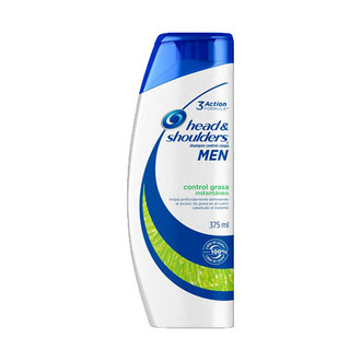 Head & Shoulders - Shampoo Control Grasa