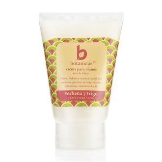 Botanicus - Crema para Manos - Verbena y Trigo