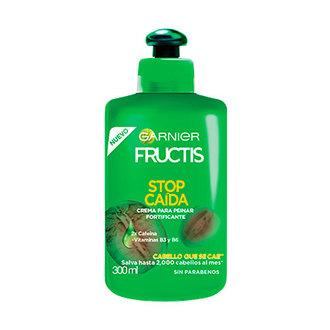 Garnier - Fructis Stop Caída Crema Para Peinar Cafeína