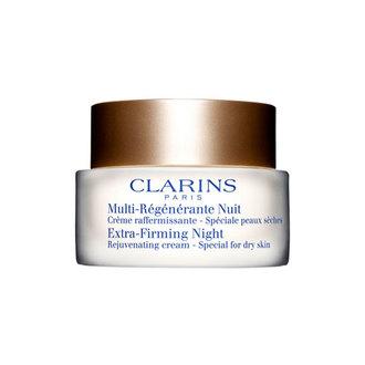 Clarins - Multi-Régénérante Crema Reafirmante de Noche para Pieles Secas