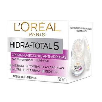 L'Oréal Paris - Cuidado básico anti-arrugas