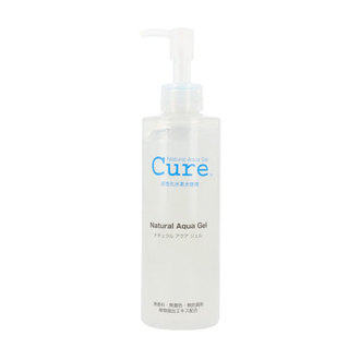 Cure - Exfoliante Natural Aqua Gel
