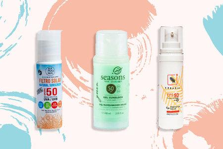 4 protectores solares con SPF 30 y SPF 50 de marcas mexicanas de belleza que debes probar este verano.