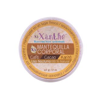 XiXänthé - Mantequilla Corporal Café & Cacao