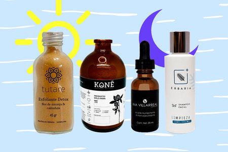 4 rutinas de belleza (básicas y extendidas) para empezar a cuidar tu piel en este 2019 de día y de noche.