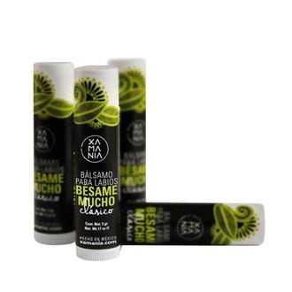 Xamania - Bésame Mucho Clásico - Bálsamo Orgánico Para Labios
