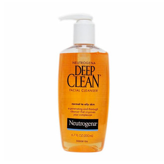Neutrogena - Limpiador facial Deep Clean