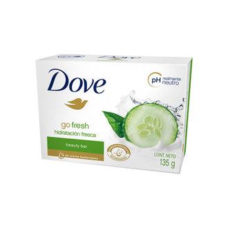 Dove - Barra de belleza Dove Go Fresh Hidratación Fresca