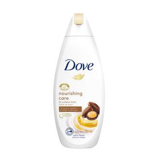 Dove - Jabón Líquido Corporal Dove Nourishing Care Aceite de Argán