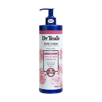 Dr Teal's - Calming Rose & Milk Body Lotion