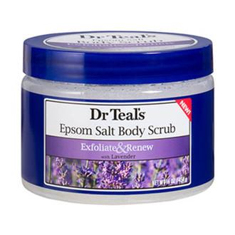 Dr Teal's - Lavender Epsom Salt Body Scrub