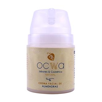 Ocwa - Crema Facial de Almendras